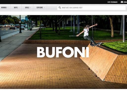 Letícia Bufoni   NikeSb WebSite