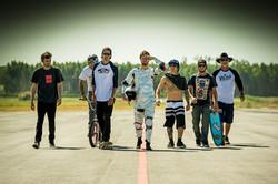 MTV Rota Explosiva Crew