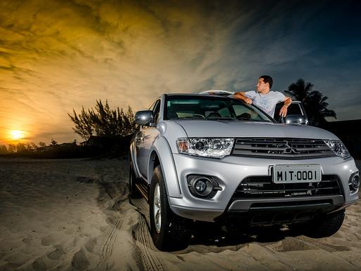 Making of: Adriano de Souza, atleta 4×4 Mitsubishi