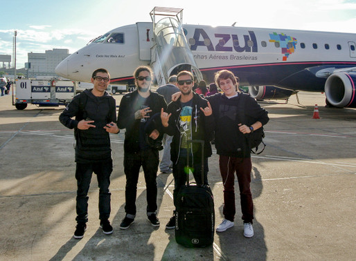 Video Premiere Damn… BlindSkateboards Tour Brasil