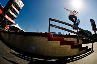 ESPN/xgames: Luan Oliveira: Skate e personalidade nos X Games