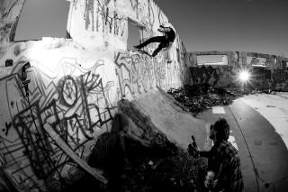 ESPN/skate: Antes um galpão abandonado, agora um espaço ideal para o skate