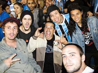 Na Geral do Grêmio