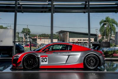 Apresentação Audi R8 LMS Ultra – Equipe GT3 2013