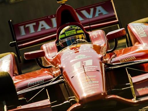 Álbum de Fotos: Tony Kanaan SP Indy 300 2013
