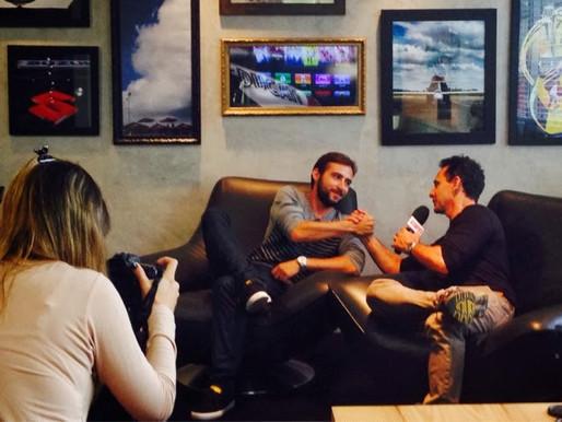 "Entrevista para o ""Frontside com Formiga"" na ESPN Brasil"