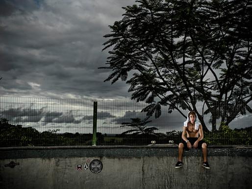 ESPN/pablovaz: Além da imagem com Pedro Barros