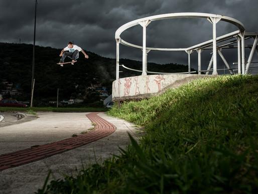 Rodolfo Ramos para a DropDead Skateboard