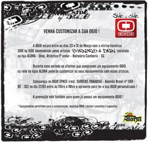 OGIO Side by Side em Camboriú/SC