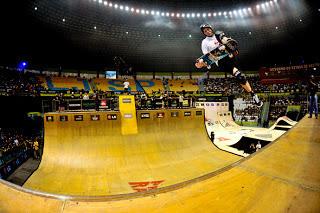 ESPN/skate: Madonna no Ibirapuera