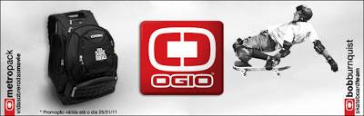 Promoção Backpack OGIO – Vida sobre Rodas