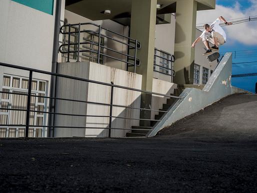 Rodrigo Lima | Capa Revista Tribo Skate #232