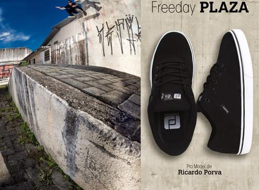 Ricardo Porva para a Freeday