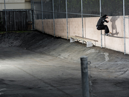 Rodrigo Petersen | Capa Revista TriboSkate #235