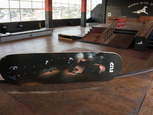 Collab FLIP + Matriz Skate Spot