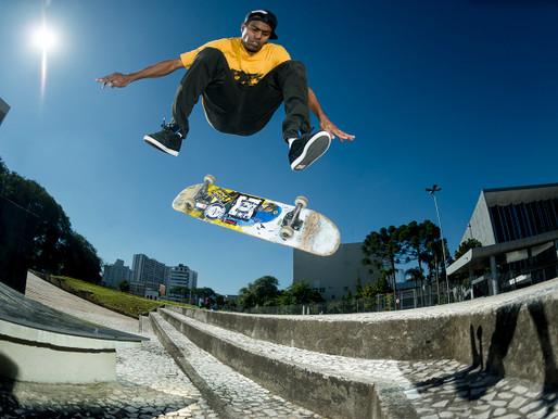 Fotografia de Skate e sincronismo de alta velocidade
