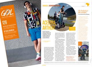 Revista gol #126
