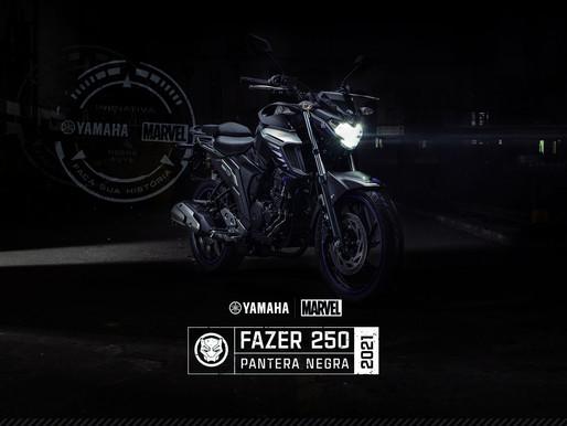 Yamaha Brasil |Iniciativa Marvel