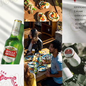 Stella Artois - Sofisticamente Simples
