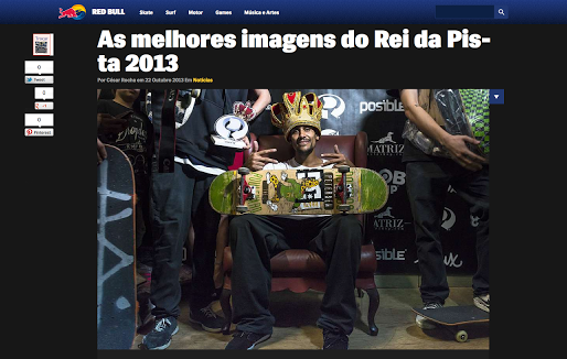 "Galerias de Imagens ""Rei da Pista"" Drop Dead Skatepark"
