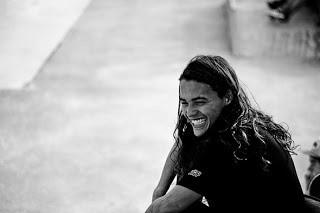 David Gonzalez feliz da vida