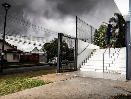 Lucas Rabelo | Anúncio Kronik Skateboards