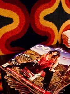 Lançamento Revista OE