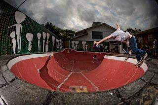 Transplante de Coping blocks revive a Ultra Skatepark