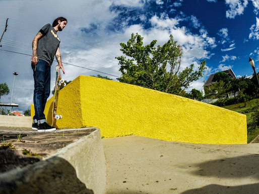 Filipe Ortiz na Independent Trucks