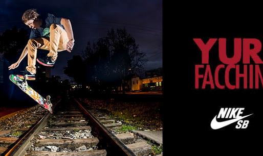 Welcome Yuri Facchini | Nike SB Brasil