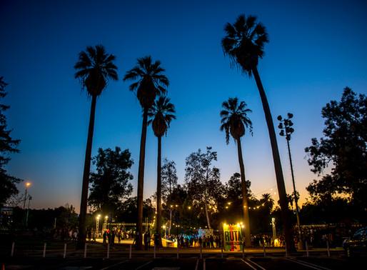Cinco dias em Los Angeles/EUA