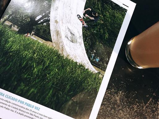 Luan Oliveira | Revista Tribo Skate