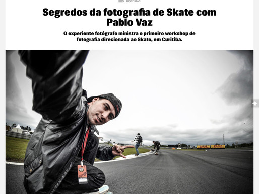 Entrevista Site Red Bull Brasil