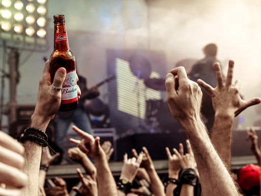 Budweiser: Ícones Rock and Roll