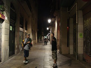 Bien Venido a Barcelona