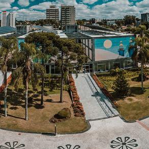 Curitiba Vazia na Quarentena | DroneView