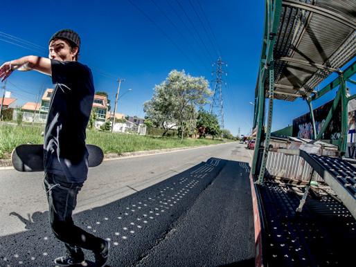 Rudy da Silva na Revista Tribo Skate #214
