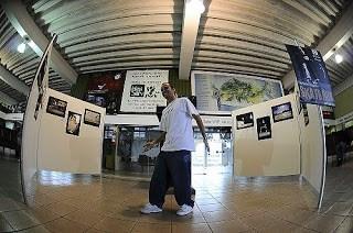 Exposição Skate Rua de 12 a 30 de abril em Curitiba