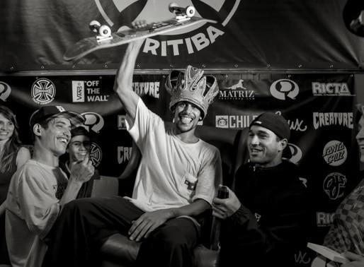 Thiago Lemos, o Rei da Pista da Drop Dead Skatepark 2013