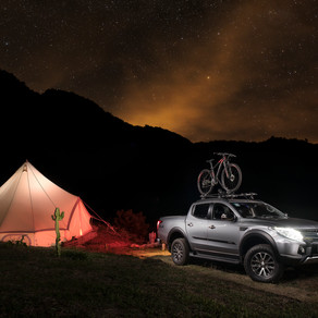 Photoshooting Mitsubishi L200 Outdoor 2021