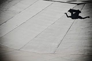 ESPN/skate: Primeiro rolê em um ditch americano
