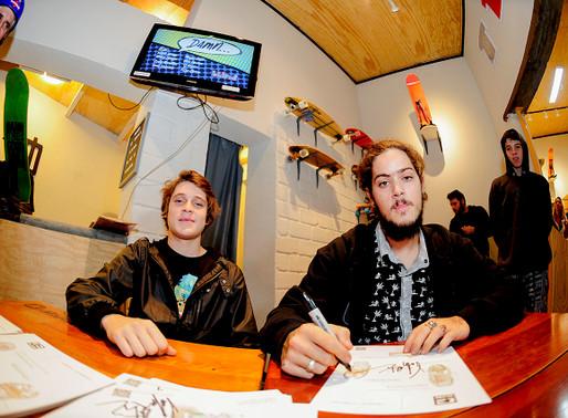 Premiere Video Damn… da BlindSkateboards em Curitiba