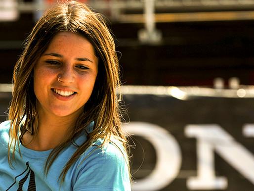 ESPN/pablovaz Além da imagem com Letícia Bufoni