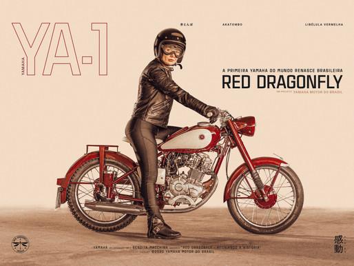 Yamaha Brasil 50 anos - Red Dragonfly