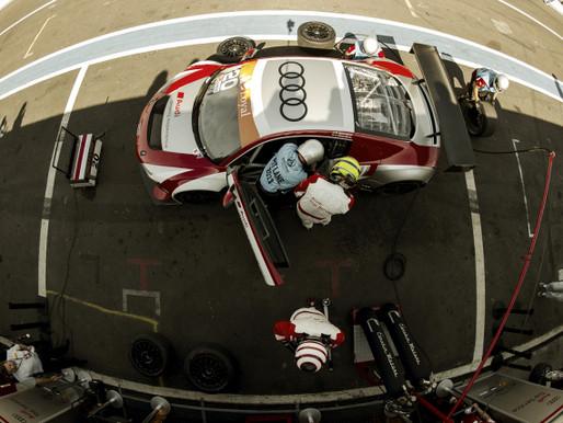 Equipe Audi na 3˚Etapa Sudamericano GT 2013