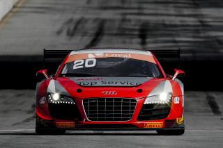 Equipe Audi/Ebrahim Motors na Primeira Etapa CopaGT 2013
