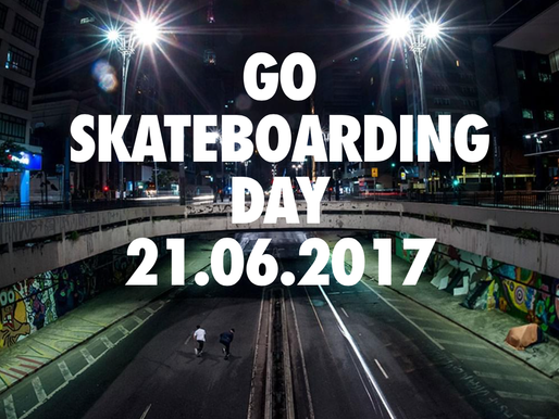 Go Skateboarding Day 2017 | Nike SB