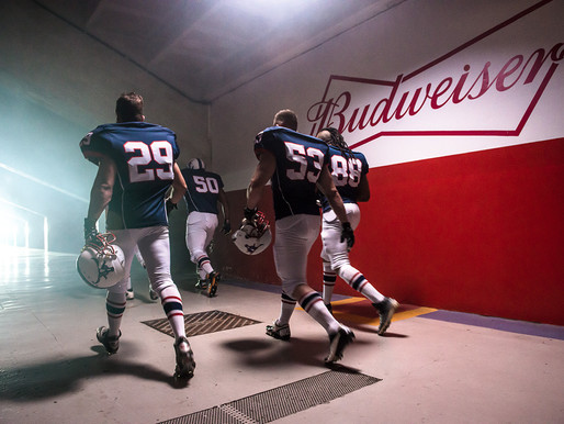 NFL Shooting | Budweiser