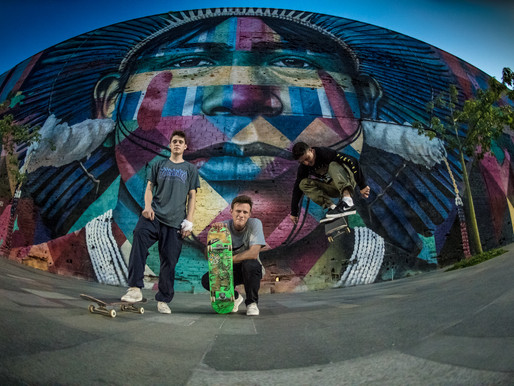 Rio De Janeiro com a Thrasher Magazine