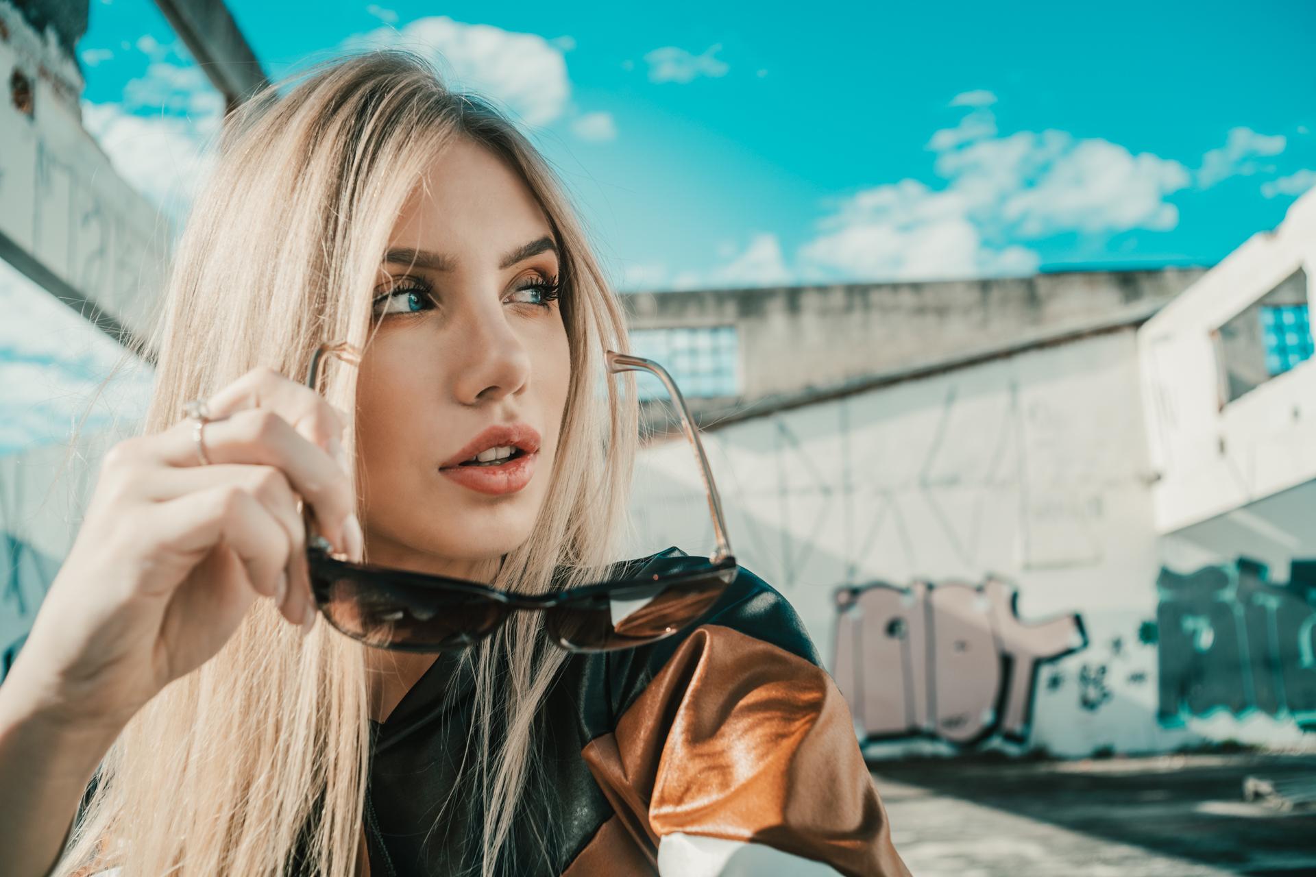 Sara Hardel   Ladimas Eyewear